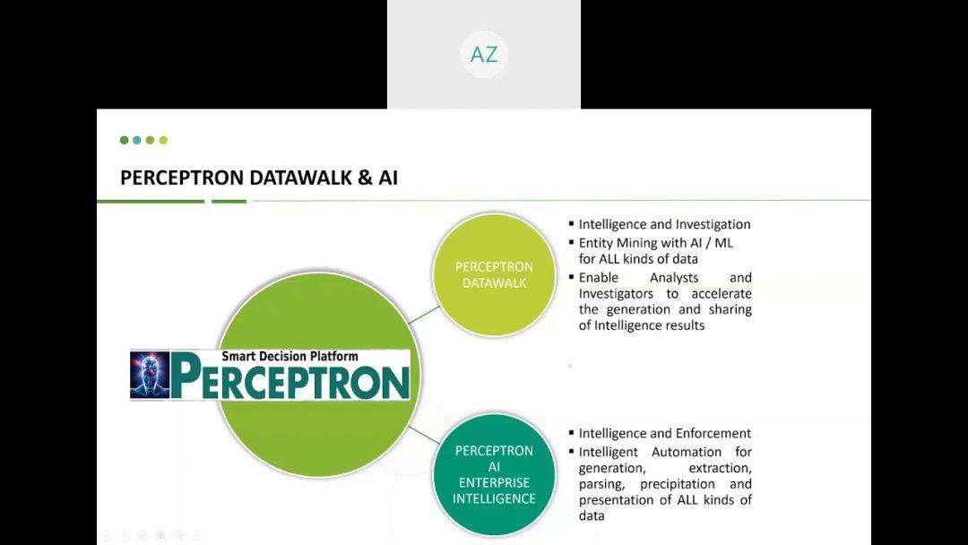 DataWalk Big Data Analytics Enhancing Intelligence, Investigation & Enforcement